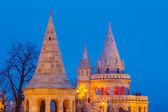 Vissers bastion in Boedapest — Stockfoto