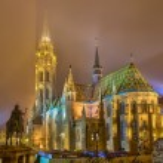 Matthias Church, Budapest — Stock Photo #29021267