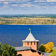 Stock Photo: Nizhny Novgorod Kremlin, Russia