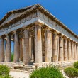Temple of Hephaestus in Athens — Stock Photo #29025183