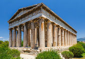 Temple of Hephaestus in Athens — Stock Photo