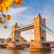 Tower bridge in London — Stock Photo #29806705