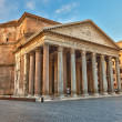 Pantheon in Rome, Italy — Stock Photo