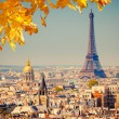 Eiffel Tower — Stock Photo #30853621