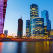 Moscow City — Stock Photo #31525187