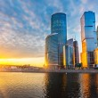 Moscow City — Stock Photo #31545731