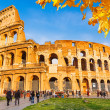 Colosseum in Rome — Foto Stock