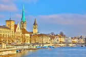 Zurich — Stock Photo