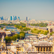 View on Paris — Stock Photo