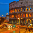 Colosseum at night — Stock Photo #32371005