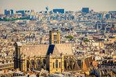 St-Gervais-et-St-Protais church, Paris — Stock Photo