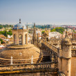 La Giralda in Sevilla — Stock Photo