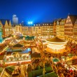Christmas market in Frankfurt — Stock Photo #36226011