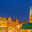 Christmas market in Frankfurt — Stock Photo #36964169