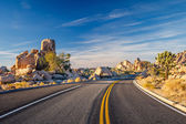 Joshua Tree National Park — Stock Photo