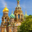 Church of the Savior on Spilled Blood — Stock Photo #41891255