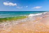 Spiaggia di belle mare — Foto Stock