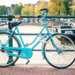 Bicycle in Amsterdam — Stock Photo #47703743