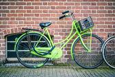 アムステルダムの自転車 — ストック写真