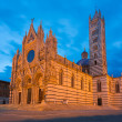 Siena Cathedral — Stock Photo #48070715