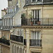 Paris Architecture — Stock Photo