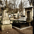 Parisian Cemetery - Stock Photo