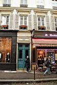 Paris Architecture — Stock Photo