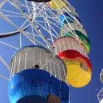 Ferris Wheel — Stock Photo #6077456