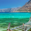 Balos bay, Crete, Greece. — Stock Photo