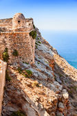 Old Fort at Gramvousa Island — Stock Photo