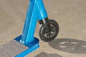 Push scooter closeup — Stock Photo