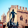Royalty-Free Stock Photo: Neptune Statue in Bologna, Italy