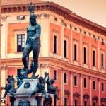������, ������: Neptune Statue in Bologna Italy