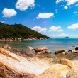 Crystal Bay tropical beach in Koh Samui,Thailand — Stock Photo
