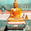 Buddha statue in Koh Samui, Thailand - Stock Photo