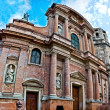 San Prospero church, Reggio Emilia — Stock Photo