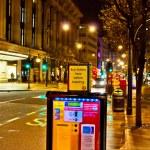 Oxford street night view in London, UK — Stock Photo #29213039