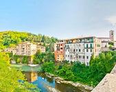 Castelnovo Garfagnana, Italy — ストック写真