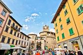 Castelnovo: garfagnana, i̇talya — Stok fotoğraf