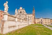 Polirone Abbey in San Benedetto Po, Italy — Stock Photo