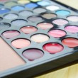 Stock Photo: Make up palette