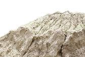 砂桩 — 图库照片