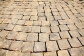 Strada di pietra — Foto Stock