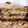 Layer of soil — Stock Photo #33399337