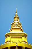 Wat-Pa-Sawang-Boon Temple — Stock Photo