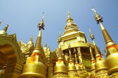 Wat-Pa-Sawang-Boon Temple — Stock Photo