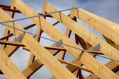 Truss framework — Stock Photo