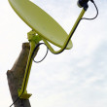 Satelite dish — Stock Photo #12061861