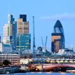 London Skylines — Stock Photo #12061899