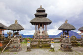 Baliness 様式の寺院 — ストック写真